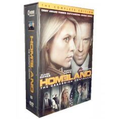 Homeland seasons 1-4 DVD box set online for series fans around the world. 22 discs box set and all regions available to play. Never met this? now it for you.
