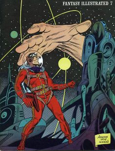 Always reblog/pin Wally Wood! (8) Tumblr