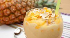 Energy-Boosting Pineapple Coconut Smoothie Recipe | WorldLifestyle.com