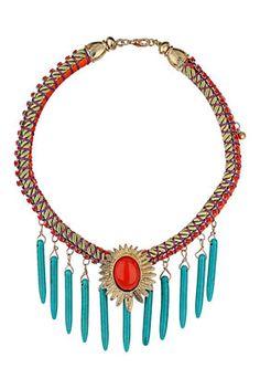 Shard Stone Collar - Jewellery  - Bags & Accessories