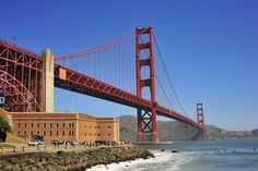 Golden gate bridge! San Francisco California.