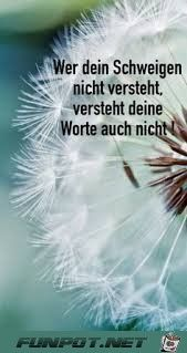 """Close translation """"Those who do not understand your silence do not understand your words."""" My friends who versteht Deutsch fell free to refine this translation. Words Quotes, Life Quotes, Sayings, Best Quotes, Funny Quotes, German Quotes, German Words, Thats The Way, More Than Words"""