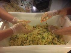 Added Moringa, turmeric, garlic & spring onion