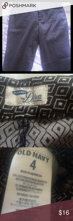 Old Navy Diva Dress Pant Great condition! Old Navy Pants