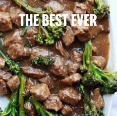 Instant Pot Beef and Broccoli. Beef and Broccoli is a fast, delicious easy week night dinner for any family! We love making it now in our pressure cooker. Pressure cooker beef and broccoli comes out tender and delicious! Pressure Cooker Recipes Beef, Pressure Cooker Steak, Healthy Beef Recipes, Broccoli Recipes, Recipes Using Stew Beef, Soup Recipes, Easy Recipes, Easy Weeknight Dinners, Easy Meals