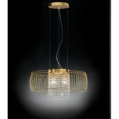 208.160 Nido Pendant Ceiling Light
