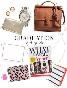 Gift Guide: Graduation