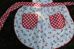 Sew Cherry Apron!