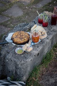tortilla guanciale trickytine picknick birkenkopf