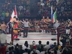 TNA Vs. Japan Vs. Mexico Vs. International (VR 2008)