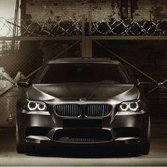 Scary ///M5 BMW
