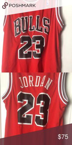 d2c48c3f7 Michael Jordan Authentic Jersey Mildly worn Michael Jordan 23 Jersey.  Authentic Nike Chicago Bulls Nike