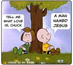 Charlie Brown, Christianity and Christ [16 pictures]