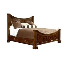 King Bed, 6/6 from the Osterley Manor collection by Henredon Furniture