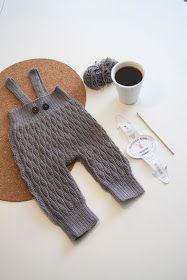 Noget til kaffen: Hæklede bukser