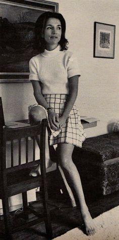 Lee Radziwill, sister of Jackie Kennedy Onassis