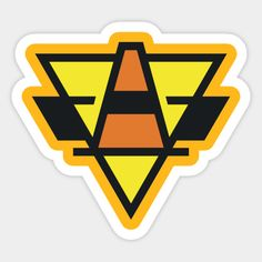 Vinyl, die-cut sticker of Pylons hockey team logo. If you stand still on the ice and are easy to go around, you might be a passive pylon. Makes great swag for fantasy hockey teams. Hockey Logos, Hockey Teams, Sticker Design, Team Logo, Are You The One, Swag, Ice, Fantasy, Stickers