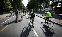 Ignore those snarling motorists: cycling is cheap, healthy, fun and it deserves its superhighways