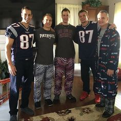The Gronks!