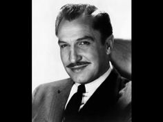 Vincent Price one of my favorite actors Vincent Price, Gene Tierney, Classic Movie Stars, Classic Movies, Classic Hollywood, Old Hollywood, Star Wars, Horror Films, Horror Icons