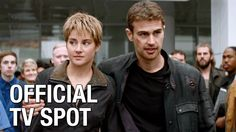 Will you risk it all? Watch the all-new #Insurgent TV spot! Tickets on-sale 2/25, in theaters 3/20.