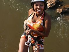 Abseiling Adventures. Eswatini Adventure Activities | Things to do in Eswatini | Experiences | Swaziland - Dirty Boots