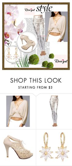 """""""Rosegal 7"""" by zina-lami ❤ liked on Polyvore featuring women, rosegal and best_shop"""