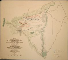 The Battle of Averasborough in North Carolina was fought on March 16th 1865.