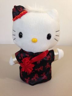McDonald's 1999 Hello Kitty Dear Daniel Chinese Wedding Vintage Plush For Sale On Ebay!