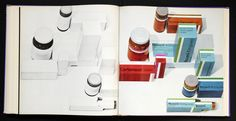 Publicity and Graphic Design in the Chemical Industry  Hans Neuburg, 1967. Via designers-books.com.
