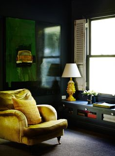 saffron and moss - beautiful comfort