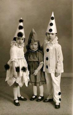Clowning Around Kids  Vintage Digital photo by MsAlisEmporium, $2.50