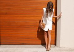 What To Wear, Wrap Dress, White Dress, Dresses, Fashion, Vestidos, Moda, Fashion Styles, Dress