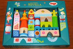 Haba Sevilla Children's Building Blocks Toys Review