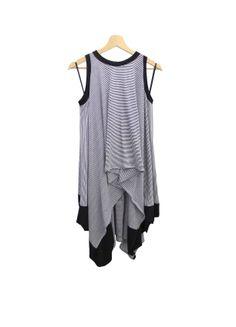 MARIOS SS14 Line Dress #marios #ss14 #fashion #dress #stripes