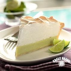 Key Lime Pie from Eagle Brand®