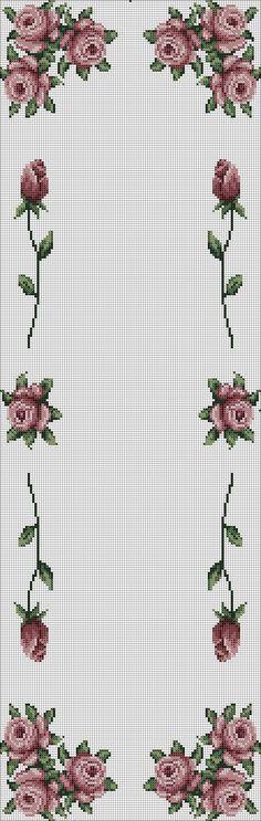 The most beautiful cross-stitch pattern - Knitting, Crochet Love Cross Stitch Numbers, Cross Stitch Letters, Cross Stitch Borders, Cross Stitch Rose, Cross Stitch Samplers, Modern Cross Stitch Patterns, Cross Stitch Flowers, Cross Stitch Designs, Cross Stitching