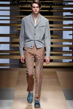 Salvatore Ferragamo #ss15 #menswear #fashion #collection #mmfw