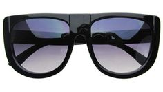 Monica Sunglasses in Black from Retro City Sunglasses