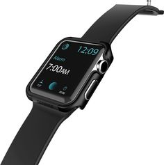 X-Doria - Defense Edge Case for 38mm Apple Watch™ - Black, 453363