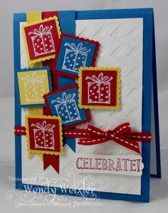 Cute birthday card Wickedly Wonderful Creations: Happy Freakin Birthday!!