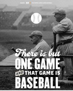For Love Of The Game!!!