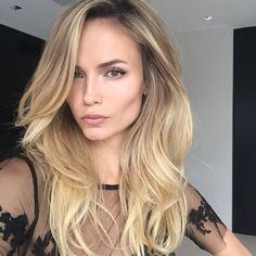 Model multi-tasker: why Natasha Poly doesn't use a make-up artist, Buro 24/7 Australia