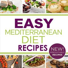 Mediterranean Diet Recipes Cooking App  Easy Recipes Inspired By Italy Greece and Spain ** Click image to review more details.