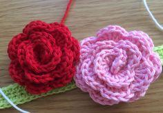 Midsommarkrans – PysselNetan Diy Crochet, Crochet Ideas, Crochet Flowers, Diy And Crafts, Elsa, Crochet Earrings, Crochet Patterns, Cotton, Inspiration