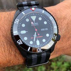 Stylish Watches, Luxury Watches, Cool Watches, Watches For Men, Seiko Automatic Watches, Seiko Watches, Seiko Skx, Patek Philippe, Seiko Presage