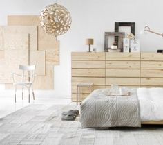 A common Nordic theme for decor is the combination of white decors and wooden furniture and decorations. The color contrast is quite strong and yet natural and delicate and this makes these two elements go so well together. Whether you combine white walls with wooden floors or white floors with wooden furniture, the effect is very similar.