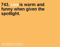 ZodiacChic: Leo. You absolutely have to see the really awesome uniquely-Leo reading over here at the always-free iFate.com . http://ifate.com