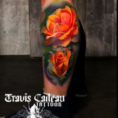 Best Floral Tattoos | TA Hamilton Tattoos, Floral Tattoos, Spring Flowers, Tattoo Artists, Cool Tattoos, Watercolor Tattoo, Coolest Tattoo, Flower Tattoos, Temp Tattoo