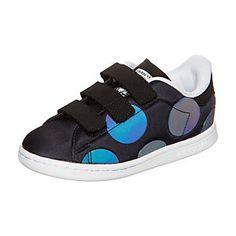 <title>Adidas Stan Smith Xenopeltis Sneaker Kinder schwarz / bunt im Online Shop von SportScheck kaufen</title>